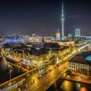 Berlin Night Tour