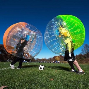 Outdoor Bubble Football